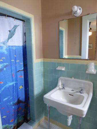 Palacios, Τέξας: Bathroom