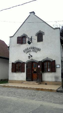 Erdos Pince - Borkatakomba