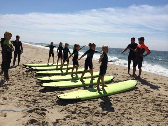 ACK Surf School