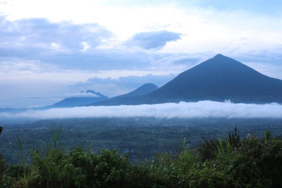 Bilde fra Virunga Lodge