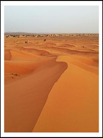 Ksar Jenna : Travel into the desert