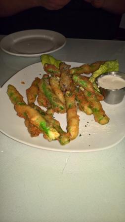 Paradise, Калифорния: Fried Asparagus