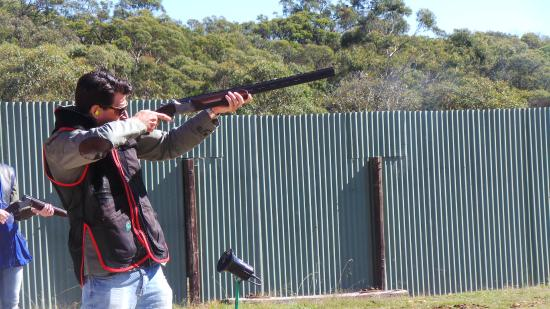 The Grape Escape Clay Target Shooting Southern Highlands