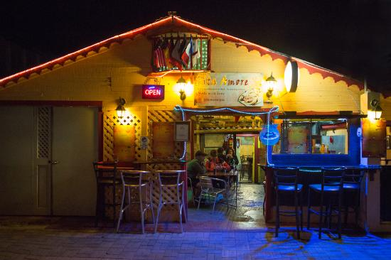 "Pita Amore Isla Mujeres: ""Try Something Different"""