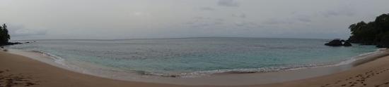 Principe, جمهورية ساو تومي وبرينسيبي: Banana Beach, Príncipe