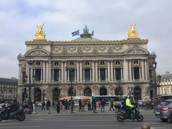 Paris, Frankrig: Opera Garnier