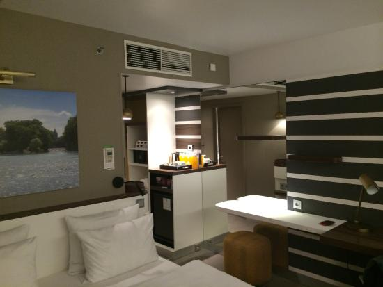 慕尼黑市中心假日客棧酒店照片