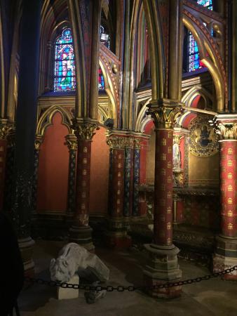 Paris, Frankrig: Sainte-Chapelle