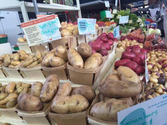 Montreal, Kanada: Jean-Talon Market