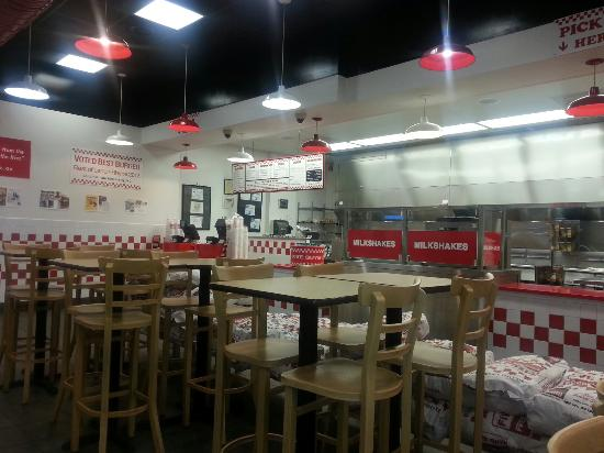 Five Guys Hickory Restaurant Reviews Phone Number