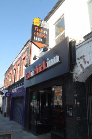 The Fish And Chicken Inn