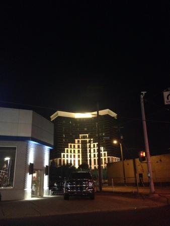 Horseshoe casino in shreveport la