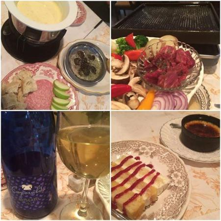 Cross Hill, SC: Dinner at Lady Amelia
