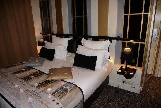 Chambre trocad ro picture of hotel design secret de for Hotel design secret