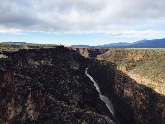 Taos County, New Mexiko: Rio Grande Gorge