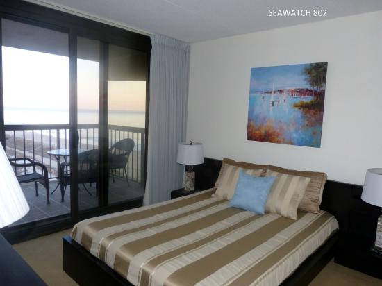 Sea Watch Condominium: Unit 802