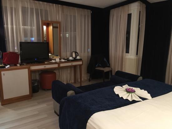 Ambassador Hotel: Room 501