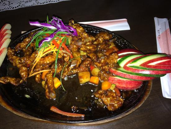 Ken's Kitchen: Singapore beef I think
