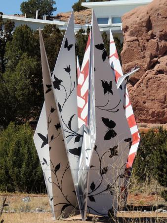 Cerrillos, Нью-Мексико: sculpture