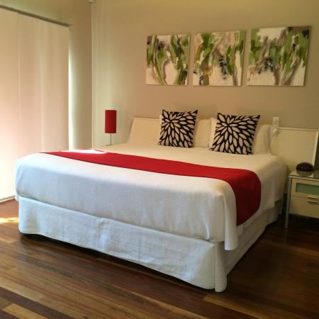 Chaucer Palms Boutique Bed & Breakfast : King Suite
