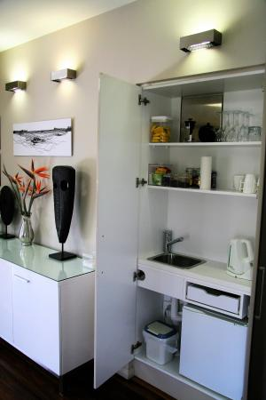 Chaucer Palms Boutique Bed & Breakfast : Kitchenette
