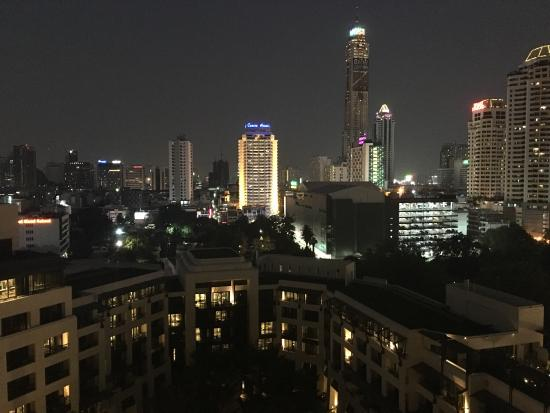 Window View - Siam Kempinski Hotel Bangkok Photo
