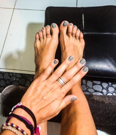 ONE Day Spa & Beauty Salon: Best mani & pedi in the past 3 months travelling around SE Asia