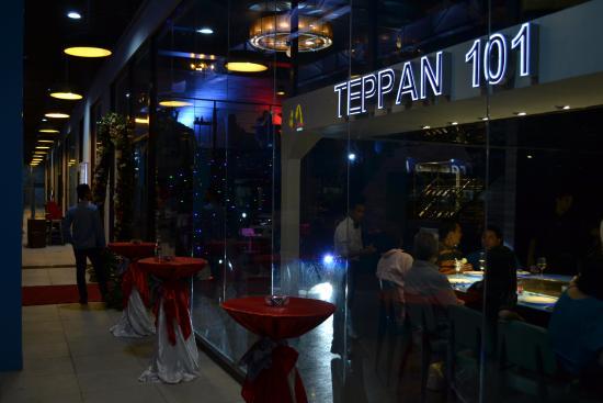 Teppan 101