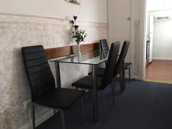 Derwent Park, Australia: dinning room