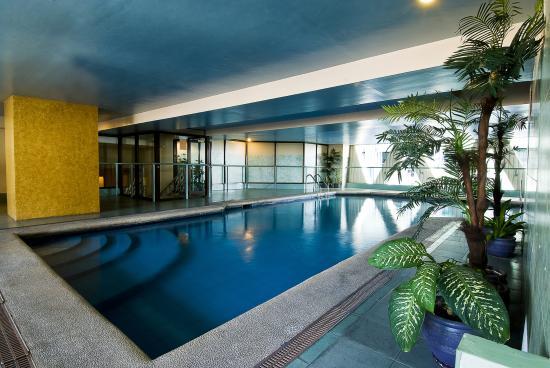 Recreation Swimming Pool Picture Of Berjaya Makati Hotel Philippines Makati Tripadvisor