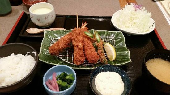 Tonkatsu Inaba Wako