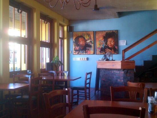 Jamaica Me Crazy: Interior