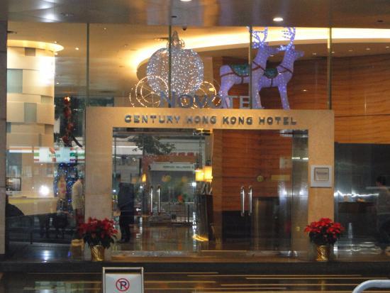 novotel century hong kong hotel dec 30 2015 picture of novotel rh tripadvisor com