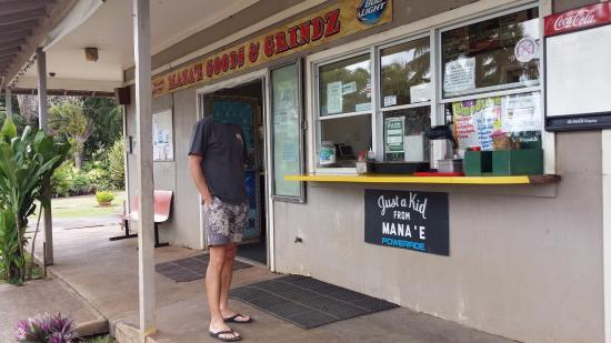 Kaunakakai, Hawaï: Il locale