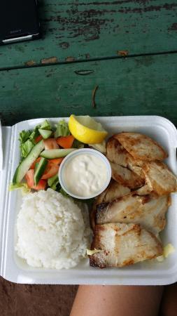 Kaunakakai, Hawaï: Ahi