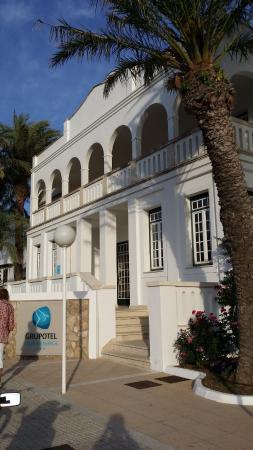 Grupotel Playa Club: Hotel Exterior