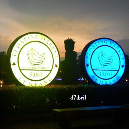 icon koin floating market lembang picture of floating market rh tripadvisor ca