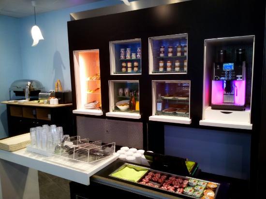 Novotel Suites Cannes Centre: Nouvelle déco