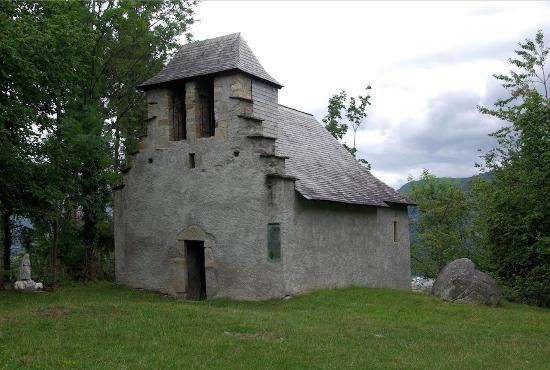 Chapelle Sainte-Castere.