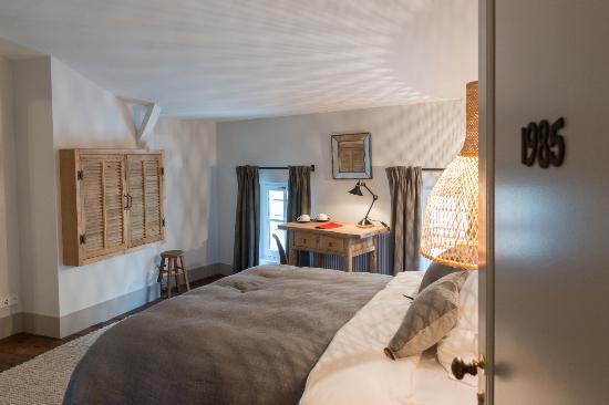 le logis de la cadene b b saint emilion france voir les tarifs 39 avis et 77 photos. Black Bedroom Furniture Sets. Home Design Ideas