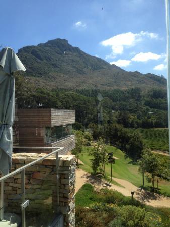 Constantia, Sudáfrica: view