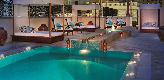The Ritz Carlton Dubai Spa