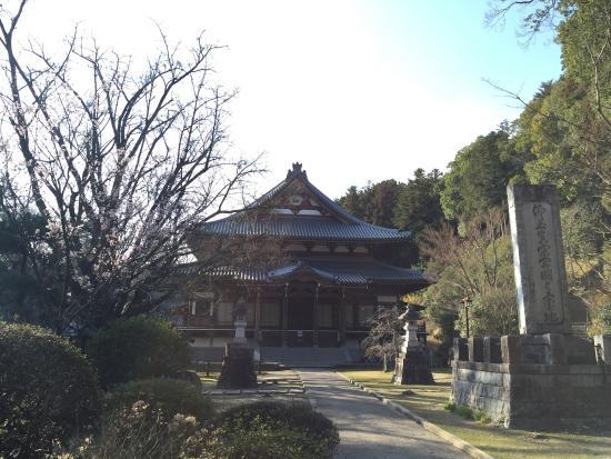Inada Zenbo Sainenji Temple - Inada Gobo