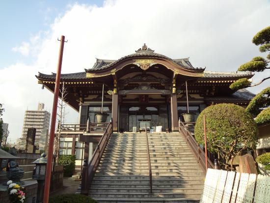Shakujo-ji Temple