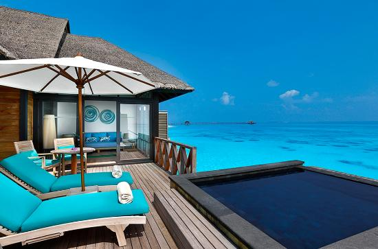 JA Manafaru l Sunset Water Villas with Infinity Pool (178768627)