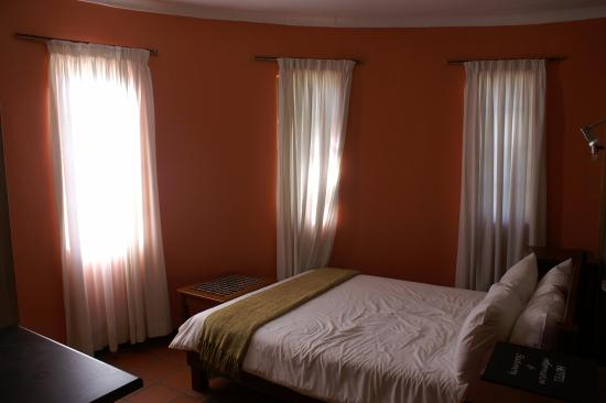 Kalahari Arms Hotel: Room