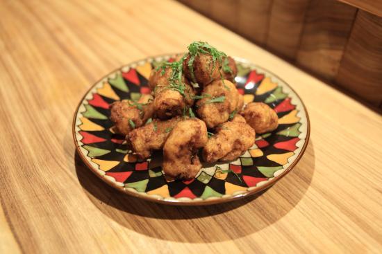Deep fried soya meat