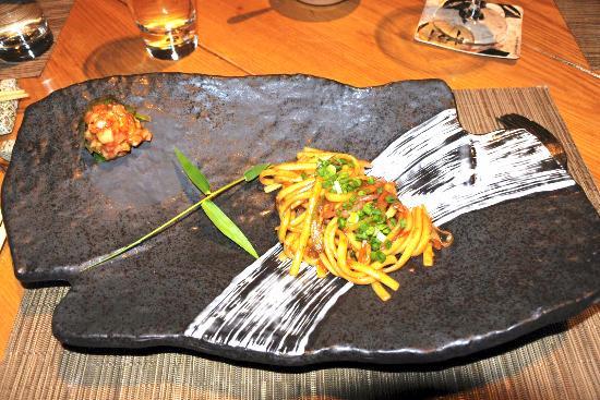 Edo - Japanese Restaurant and Bar: Syokuji – Yasai Yaki Udon