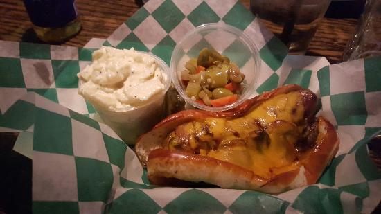 excellent food and great beer picture of milwaukee brat house rh tripadvisor com