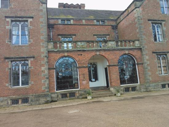 Front of Thrumpton Hall